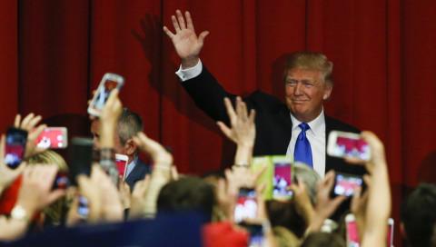 """Trump: """"Social Media hat mir geholfen, das Rennen zu gewinnen"""""""