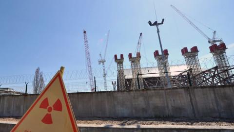 In der Sperrzone von Tschernobyl entsteht ein riesiges Solarkraftwerk