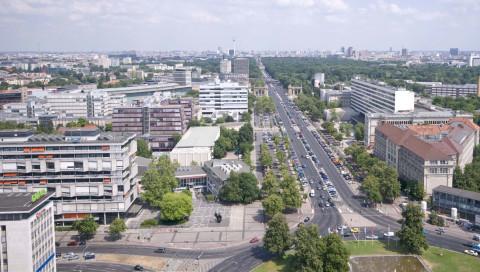 In Berlin entsteht eine Teststrecke für den Verkehr von morgen
