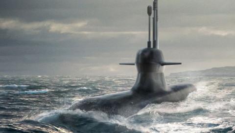 Das neue U-Boot der schwedischen Marine ist unsichtbar