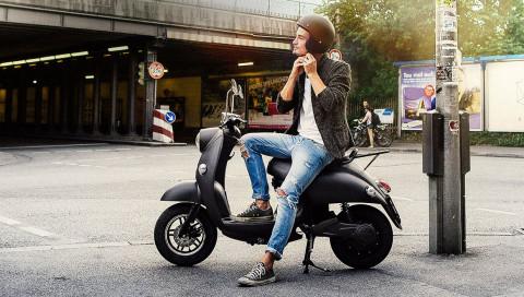 E-Roller-Startups erobern Deutschlands Städte