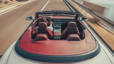 Topspeed: Der Bentley Continental GT Convertible