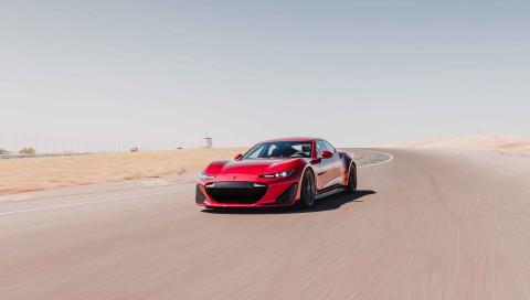 Drako GTE: Ein E-Flitzer, teurer als alle Tesla-Modelle zusammen