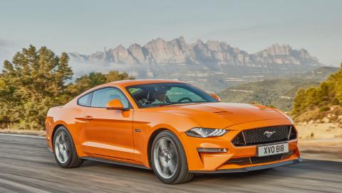 Abschied vom Hybrid-V8: Der Mustang der Zukunft fährt vollelektrisch