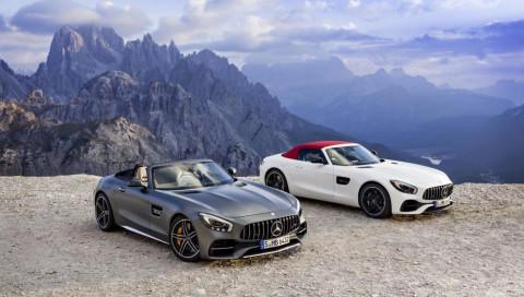 Die neuen AMG GT