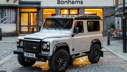 Erster Ausblick auf den neuen Land Rover Defender