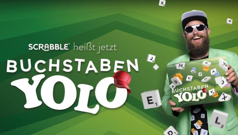 Scrabble heißt jetzt Buchstaben-Yolo