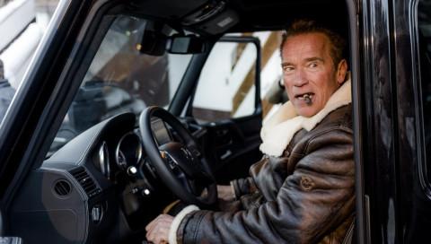 Von Schwarzenegger bis Damon - Das sind die E-Autos der Stars