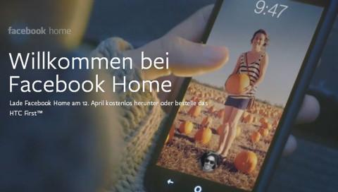 Home statt Phone