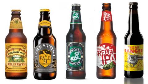 8 amerikanische Craft Biere für den Super Bowl