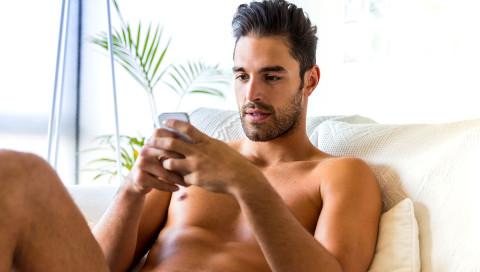 Pornoseite: Zugang mit Dick-Pic