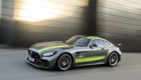 Rennwagen mit Straßenzulassung: Das ist der Mercedes-AMG GT R Pro