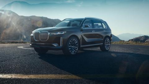 Das sind die ersten Bilder vom neuen BMW X7