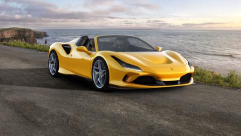 Ferrari F8 Spider: Neues Pferd im italienischen PS-Stall