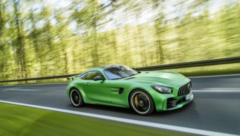 Stern auf der Überholspur: Modelloffensive von Mercedes-AMG