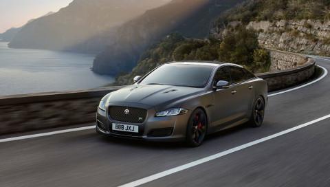Diese Jaguar-Limousine fährt 300 km/h