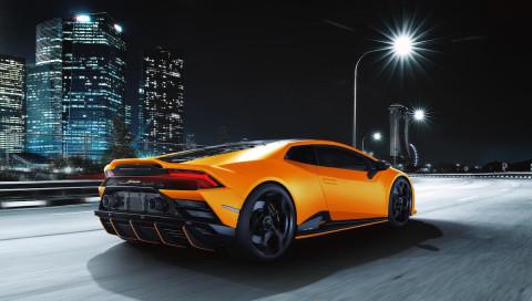 Lamborghini Huracán Evo Fluo Capsule: V10-Supersportler ist jetzt noch auffälliger