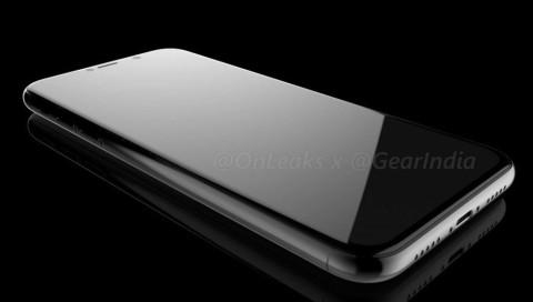 Design-Leak: Sieht so das iPhone 8 aus?
