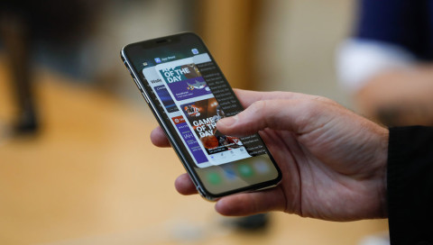 Ein Buchstabe legt das iPhone lahm