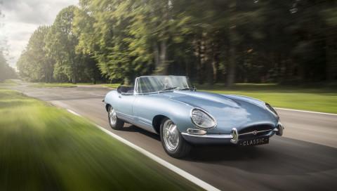 Jaguar E-Type Zero: So schön ist Elektromobilität