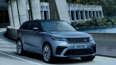 Für 100.000 Euro: So viel Luxus bietet der neue Range Rover Velar SVA Dynamic Edition