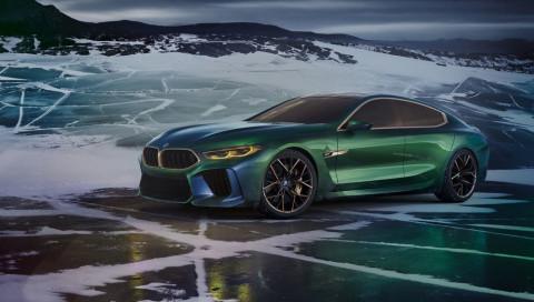 BMW zeigt Zähne
