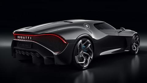"""Der Bugatti """"La Voiture Noire"""" ist das teuerste Auto der Welt und schon verkauft"""