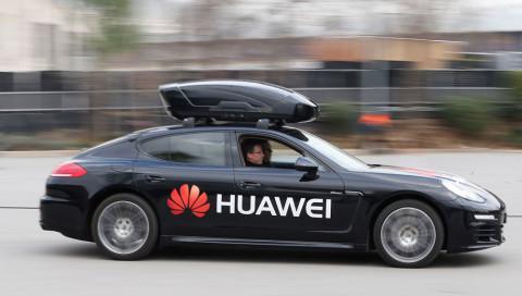 Huawei und Porsche