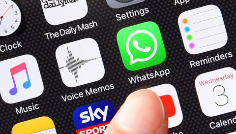 WhatsApp: Die Polizei liest mit