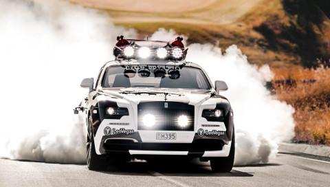 Der neue Rolls-Royce Wraith von Jon Olsson