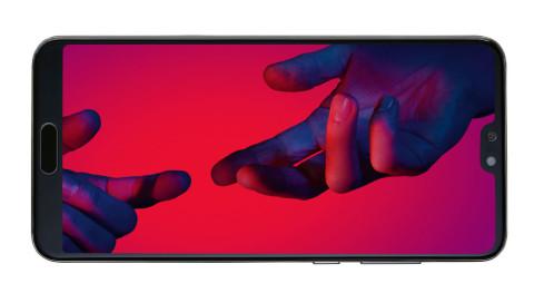 Huawei stellt das P20 Pro vor