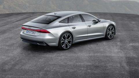 Audi stellt den A7 Sportback vor