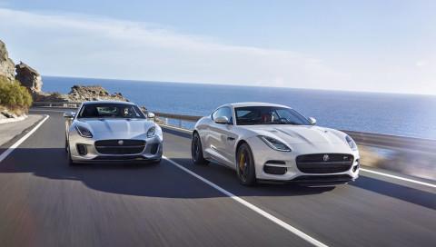 Jaguar F-Type wird nach Facelift noch bissiger
