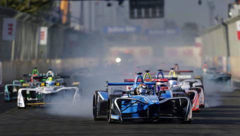 Unter Spannung! Die Formel E ist der Rennsport der Zukunft