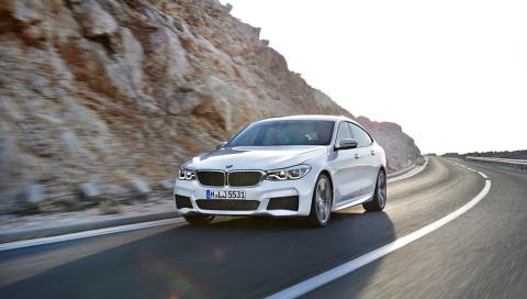 BMW lanciert neuen 6er Grand Turismo
