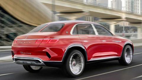 Das ist der Luxus-SUV von Mercedes-Maybach