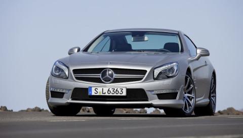 Sportlich leichter - der neue Mercedes SL 63 AMG