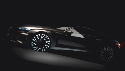 Erste Infos zum Elektrosportwagen Audi e-tron GT