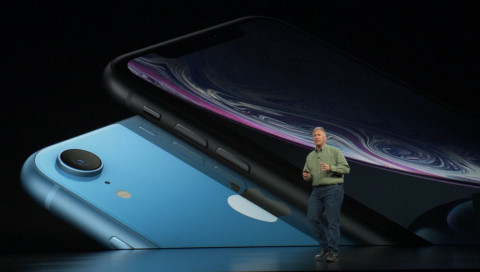 Das neue iPhone XR im ersten Hands-on-Video