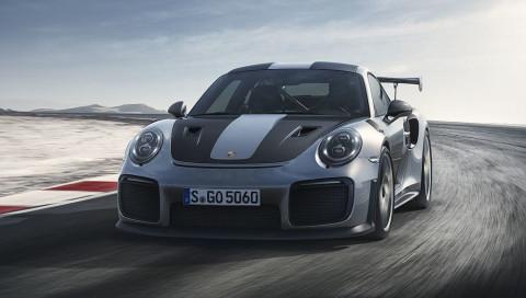 Der neue Porsche 911 GT2 RS