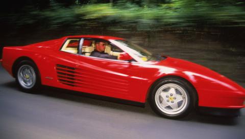 Ferrari verliert seine Marke Testarossa