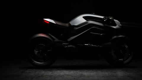 Arc Vector: Elektromotorrad mit smartem Zubehör vorgestellt