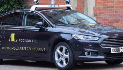 London: Autonome Taxis sollen 2021 starten