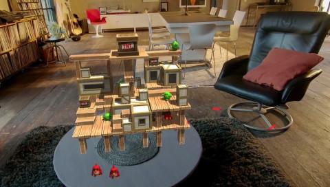 Angry Birds wird das erste Spiel für die Magic Leap One