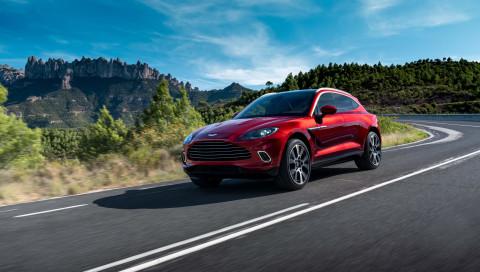 Aston Martin DBX: Erster SUV der Marke vereint Sportlichkeit und Luxus