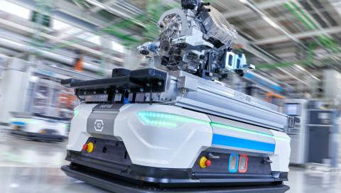 Audi baut jetzt seine ersten Elektromotoren