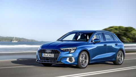 Audi A3 Sportback: Audi setzt bei Kompaktklasse auf einige Neuerungen