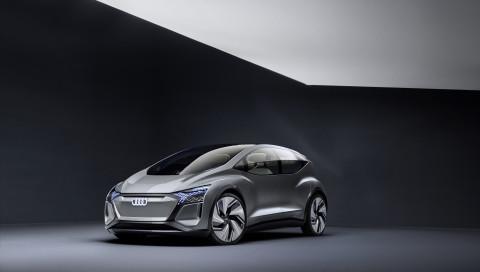 Konzept AI:ME: Ist das der Audi der Zukunft?