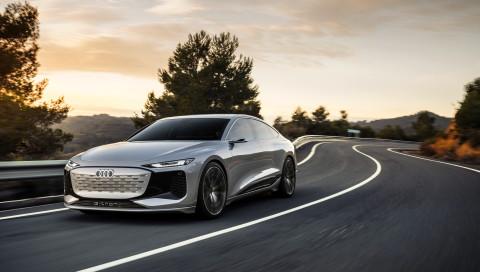Sieht so der vollelektrische Audi A6 aus?