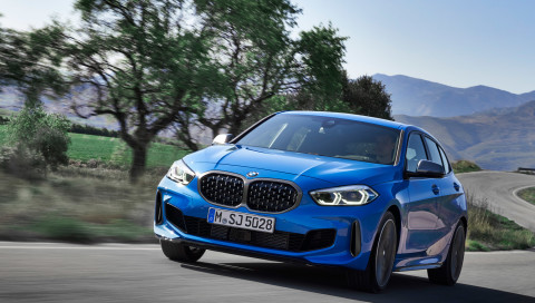 Der neue 1er BMW: Neuer Antrieb, neue Größe, neue Features